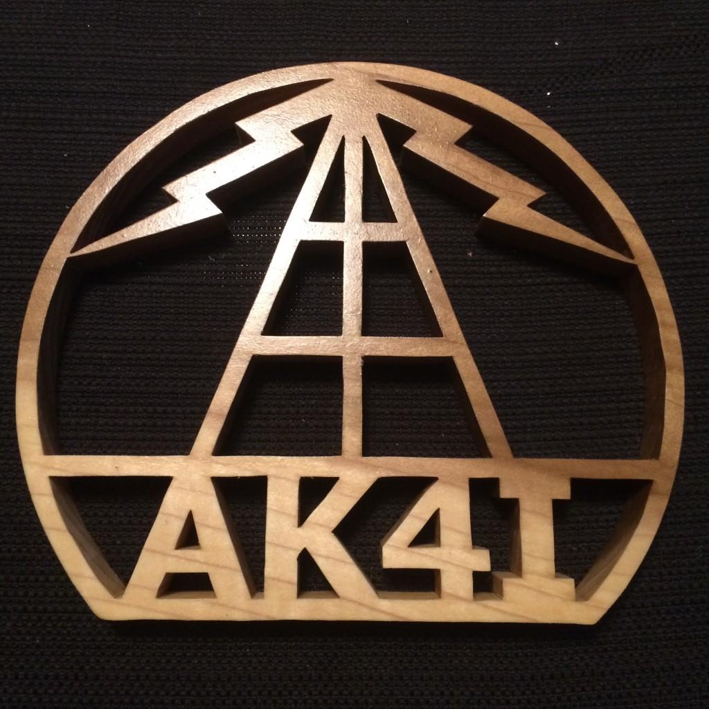 Antenna Plaque (3)