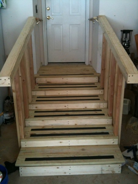Steps (6)